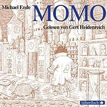 Momo (       ungekürzt) von Michael Ende Gesprochen von: Gert Heidenreich
