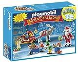 Playmobil 5494 - Calendario dell'Avvento Babbo Natale