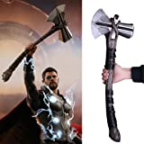 Gsmart Thor new Stormbreaker Axe Cosplay Halloween Party Props
