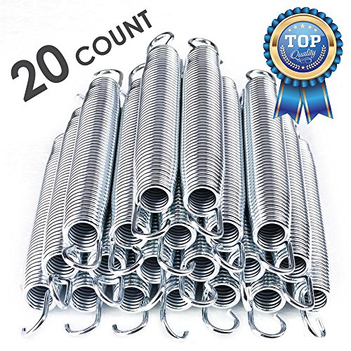 Heavy-Duty-Galvanized-Steel-Replacement-Trampoline-Springs-Trampoline-Accessories-Trampoline-Parts-Set-of-20-GC-Global-Direct-7