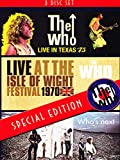 Who'S Next / Isle of Wight / Live in Texas [(special edition)]