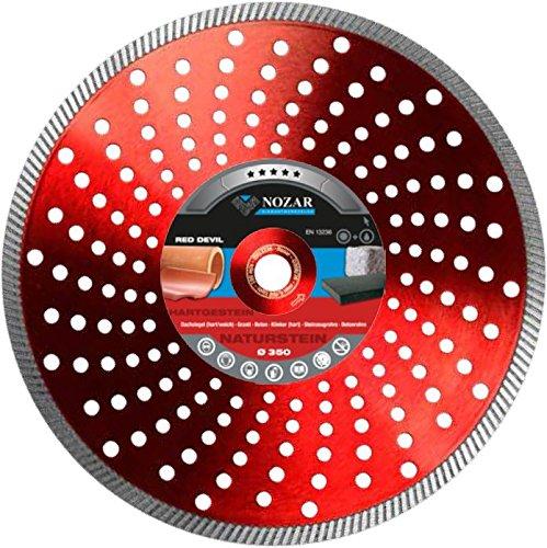 nozar-premium-diamantscheibe-red-devil-350-x-254-mm-fur-tonrohre-steinzeugrohre-betonrohre-gussrohre
