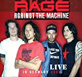 Rage Against the Machine : Live in Germany 2000 ~ Cd Digipak Compact Disc Foldout [Import] Tom Morello Zack De La Rocha & Ratm