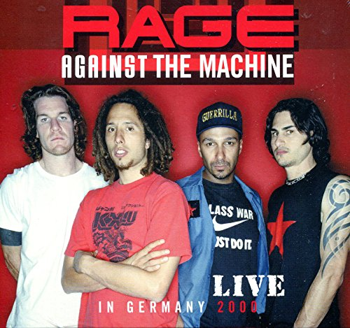 Rage Against The Machine : Live In Germany 2000 ~ Cd Digipak Compact Disc Foldout [Import] Tom Morello, Zack De La Rocha & Ratm