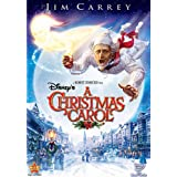 Disney's A Christmas Carol ~ Jim Carrey