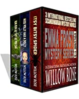 Emma Frost Mystery Series vol 1-3 (English Edition)