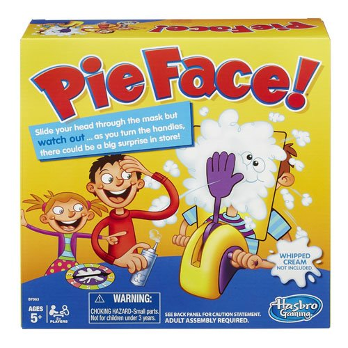 Hasbro-Pie-Face-Game