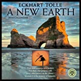 img - for A New Earth 2014 Wall Calendar book / textbook / text book