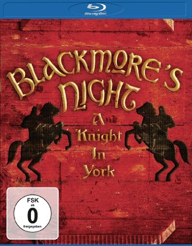 Blackmore's Night - A Knight in New York [Edizione: Germania]