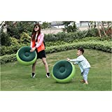 Generic Trampoline Tobogan Inflable Cama Elastica Inflatable Ring Chair Soft Kids Outdoor Toys Juegos Inflables