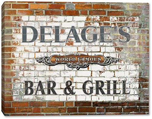 delages-world-famous-bar-grill-brick-wall-canvas-print-16-x-20