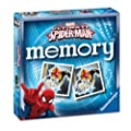 Ravensburger - 22254 - Jeu Educatif - Grand Memory Ultimate Spiderman
