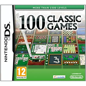 100 Classic GamesDS