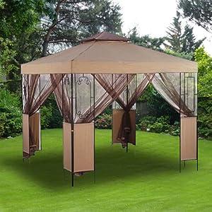 Amazon Com 8 X 8 Heritage Gazebo Replacement Canopy