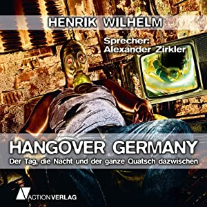 Hangover Germany Hörbuch