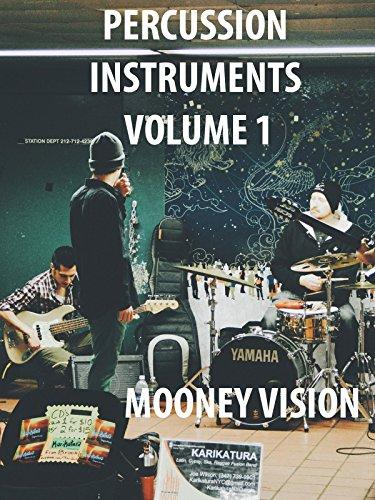 Percussion Instruments Music Volume 1