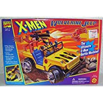 Toy Biz toy X-Men Wolverine Jeep