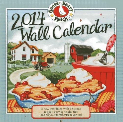 Gooseberry patch 2015 wall calendar