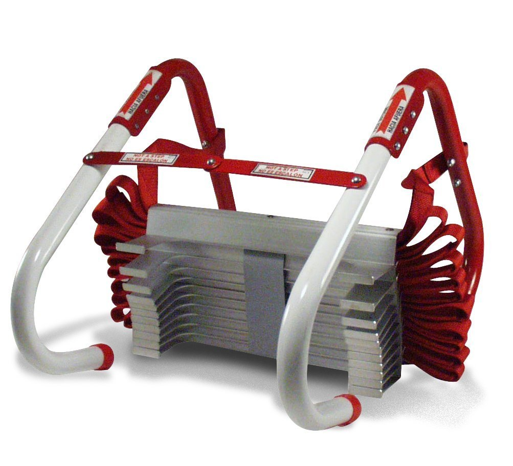 Kidde KL-2S Two-Story Fire Escape Ladder with Anti-Slip Rungs, 13-Foot $34.43