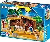 Toy - PLAYMOBIL 4884 - Gro�e Krippe mit Stall
