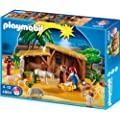 Playmobil - 4884 - Jeu de construction - Grande cr�che