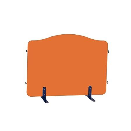 mobeduc valla, madera, naranja, 112.4X 41,6x 79,5cm