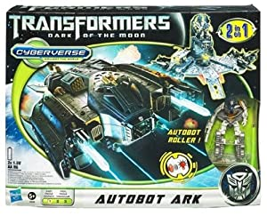 Hasbro 28699148 Transformers Cyberverse - Vehículo Autobot Ark