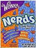 Wonka Peach and Wild Berry Nerds 1.65 oz (Pack of 24)