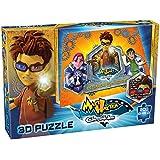 """Matt Hatter Chronicles """"Defenders"""" 3D Puzzle (200 Pieces)"""