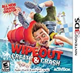 Wipeout: Create & Crash - Nintendo 3DS