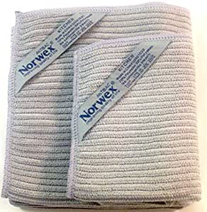 how to clean norwex kitchen cloth