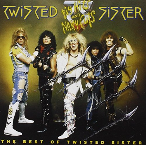 Big Hits And Nasty Cuts By Twisted Sister (1992-03-30)