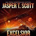 Excelsior Hörbuch von Jasper T. Scott Gesprochen von: James Patrick Cronin