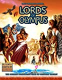 Lords of Olympus (B&W): The Diceless Roleplaying Game of Olympian Fantasy