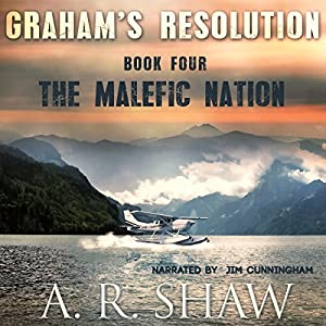 The Malefic Nation Audiobook