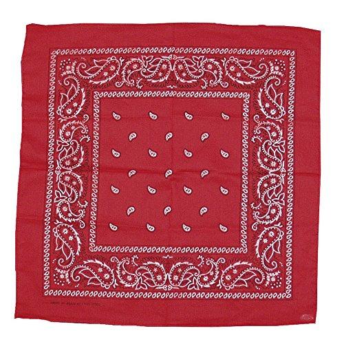 smiffys-cowboy-bandanna-western-design-red