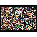 Tenyo Japan Jigsaw Puzzle Dsg-500-419 Disney Brilliant Princess (500 small Pieces)
