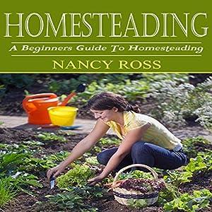 Homesteading Audiobook