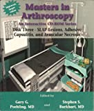 img - for Masters in Arthroscopy: An Interactive CD-ROM Series CD-ROM 3: Shoulder Instability & Contracture, 1e (Masters in Arthroscopy, An Interactive CD Series, 3) book / textbook / text book