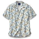 Tommy Bahama Men's Hibiscus Alfresco Short Sleeve Camp Shirt