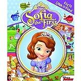 ちいさなプリンセス ソフィア(Sofia the First) 絵本 First Look and Find10002【インポート 絵本 英語 輸入 洋書 おもちゃ】
