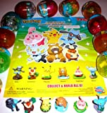 Image of Wholesale Lot 25 Pokemon Pokeman Figures Party Favors Toys