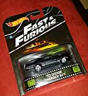 '70 Dodge Charger R/T Fast & Furious Hot Wheels 2014 Retro Series Die Cast Vehicle