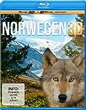 Norwegen 3D (Inkl. 2D Version) [Real 3D Blu-ray]