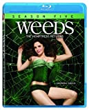 Cover art for  Weeds: Season Five [Blu-ray]