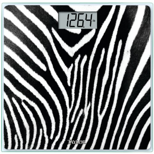Bath Scale, Zebra
