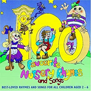 100 Favourite Nursery Rhymes And Songs from Hallmark