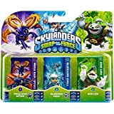 Skylanders Swap Force - Triple Character Pack - Zoo Lou, Spyro, Chill (Xbox 360/PS3/Nintendo Wii U/Wii/3DS)