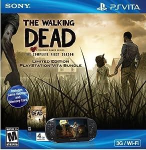 PlayStation Vita - Walking Dead Bundle by Sony