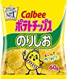 カルビー ポテトチップス のりしお 60g × 12袋 ランキングお取り寄せ